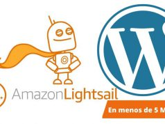 Wordpress en Lightsail